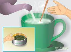 How to naturally Decaffeinate Tea