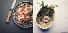 Studie voor een boek - culinaire fotografie