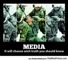 The Media Decides What You Should See (Aside from the misspelling, this is pretty awesome).