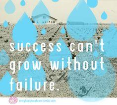 Fail. Grow.