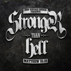 Stronger Than Hell