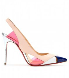Love this: Air Chance 100 Leather Pumps CHRISTIAN LOUBOUTIN  dressmesweetiedarling