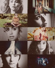 the romanovs - a miniseries a would-be ten part series detailing the beginning of a reign, and the end of an imperial dynasty. olga - jennifer lawrence tatiana- freya mavor maria - lily collins anastasia - hailee steinfeld alexei - isaac hempstead-wright