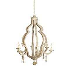 Napa Home & Garden Grande Astoria 6 Light Candle Chandelier & Reviews | Wayfair