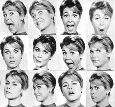 Elizabeth Montgomery - Bewitched Fan Art :: She was very expressive ツ