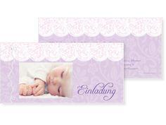 Perlenband Einfachkarte 2-seitig 148x105mm violett / flieder, Babykarte, Geburtskarte, Taufkarte, Taufkarten, Taufe, Baby, Karten, karten4you, karten4you.ch, Einfachkarte, Klappkarte, Kartenideen, selbst gestalten, kreativ, speziell, girl, boy, einzigartig, verspielt, verträumt, 2017, new trend, aktuell, beliebt, schön Lilac Bushes, Popular, Unique, Birth, Creative