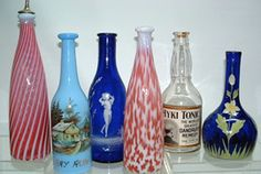 Click photo to see larger pic of Barber Bottles