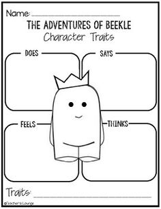 caldecott award coloring pages   FREEBIE for the Caldecott 2015 The Adventures of Beekle ...