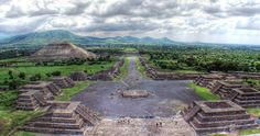 Teotihuacan, Mexico. Felt like I was in a different world.