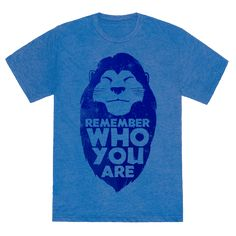 Remember Who You Are - Cloud Mufasa Told me to Remember who I am. So much nostalgia in this awesome 90s quote shirt.