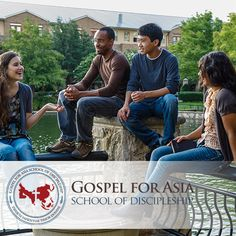 Allow God to transform your life as you impact thousands with the Gospel. Find out how Gospel for Asia's School of Discipleship will provide you with a year of radical discipleship by a Christian community who is seeing Christ reach some of the most unreached parts of the world.