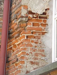 1000 Images About Partially Exposed Brick Wall On