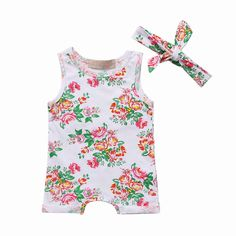7b2f145b4ba8 73 Best Baby Girl Rompers images