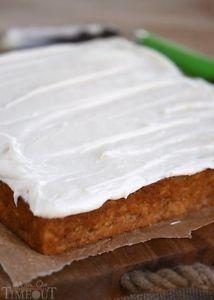Banana Snack Cake with Cream Cheese Frosting   eBay