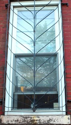 Decorative Window Bars www.gateforless.com/product-category/security-bar/residential-windows