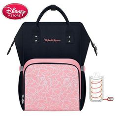 Brand New 2019 Disney Mickey/Minnie USB Capacity Travel Diaper Bags Diaper Bag Brands, Baby Diaper Bags, Buy Backpack, Diaper Bag Backpack, Travel Backpack, Usb, Luxury Diaper Bag, Baby Bags For Mom, Disney Baby Clothes