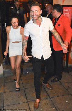 gaz and charlotte dating series 9 The pair split shortly before gaz – who is now dating headed to thailand to film the new series of ex on the beach charlotte why gaz beadle is happy.