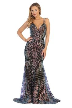 GORGEOUS PROM DRESS V-NECK/MERMAID/OPEN BACK/LACE FINISH XS-3XL  #prom2020 #eveninggown #fitted #prom #prom2k20 #promdress #graduation #formal #quincaenera #debut #batmitzvah #jewellery #Accessories #ballgowns #birthday