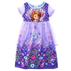 Sofia the First Girls Purple Fantasy Nightgown Pajamas (2/3) Disney http://www.amazon.com/dp/B00WF1VIVC/ref=cm_sw_r_pi_dp_.oNqvb07MDWQ5
