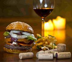 Image result for la cava rosewood Hamburger, Beef, Ethnic Recipes, Abu Dhabi, Food, Places, Image, Meals, Yemek