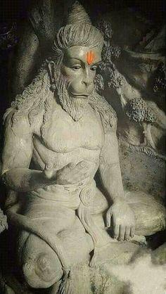 shree Hanumanji Shiva Art, Shiva Shakti, Hindu Art, Hanuman Photos, Hanuman Images, Neem Karoli Baba, Hanuman Chalisa, Krishna, Lord Hanuman Wallpapers