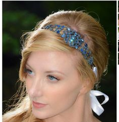 Hair bling for special occasions