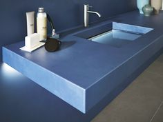Single washbasin DEPTH by Lago design Daniele Lago