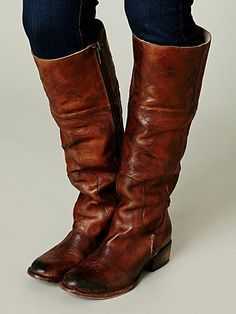 FREEBIRD By Steven Wrangler Tall Boot at Free People Clothing Boutique Shaft Circumference: 15 1/2 inches based on size 9