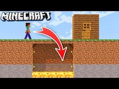 MORE Easy Hidden & Invisible Minecraft TRAPS! - YouTube Minecraft Redstone, Easy Minecraft Houses, Minecraft Modern, Minecraft Decorations, Minecraft Tips, Minecraft Tutorial, Minecraft Creations, Minecraft Projects, Minecraft Stuff