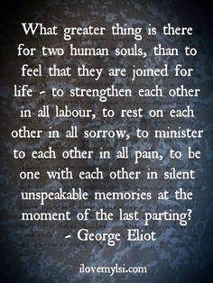 Two human souls