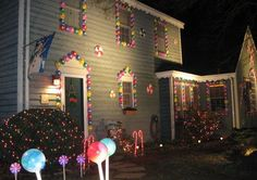 mgrabner: give you directions on how to make your home look like a gingerbread house for the holidays for $5, on fiverr.com