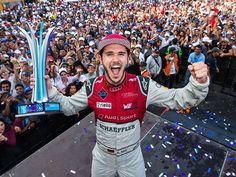 Daniel Abt (Audi Sport ABT Schaeffler) vainqueur de l'ePrix de Mexico City 2018