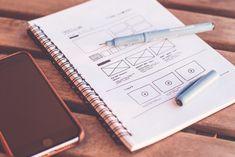 Design Process, Tool Design, Design Blogs, Design Ideas, Design Inspiration, Cosmetics Mockup, Site Vitrine, Creer Un Site Web, Application Mobile