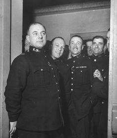 UK Police History - Scotland Yard