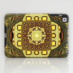 CenterViewSeries237 iPad Case by fracts - fractal art - $60.00