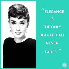 """Poshly on Instagram: """"Happy Birthday to Audrey Hepburn! The iconic beauty continues to inspire us with her legacy of style, grace, and compa..."""