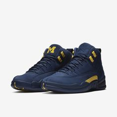 Air Jordan 12 Michigan Release Date - Sneaker Bar Detroit 532903d65