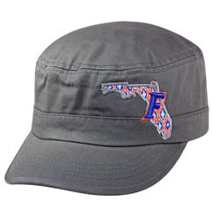 Get a unique look for your Gator Style with this fun Ikat Cadet hat.Material 127b56b85