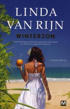 11/52 Linda van Rijn - Winterzon. Een leuk ontspannend boek. Leest gemakkelijk weg.