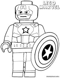 Image Result For Lego Coloring Pages
