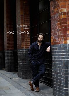 Garconjon: GarconJon meets... Jason Davis #StyledByClarks