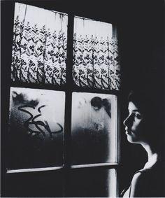 Johan van der Keuken, Achter Glas, 1956
