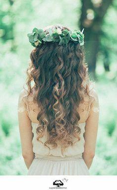 Rustic Nature bride beauty wedding