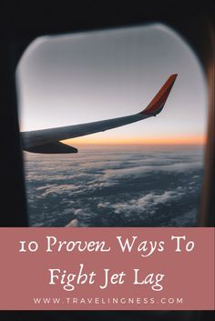 10 Proven Ways To Fight Jet Lag - Traveling Ness Solo Travel Tips, Packing Tips For Travel, Travel Advice, Travel Guides, Travel Hacks, Asia Travel, Travel Usa, Romantic Camping, International Travel Tips