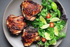 Vietnamese Lemongrass Chicken Paleo Recipes, Asian Recipes, Mexican Food Recipes, Cooking Recipes, Ethnic Recipes, Paleo Meals, Yummy Asian Food, Asian Foods, Nom Nom Paleo
