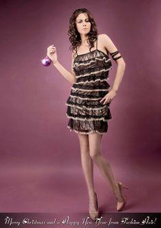 Fashion Heir - Christmas & New Year 2010 / 2011 by Candice Hannah Marcelle, via Behance