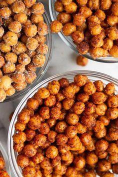 Air Fryer Recipes Breakfast, Air Fryer Oven Recipes, Air Frier Recipes, Air Fryer Dinner Recipes, Air Fryer Recipes Videos, Chickpea Recipes, Vegetarian Recipes, Cooking Recipes, Healthy Recipes