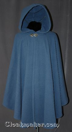 43' winter cloak fleece