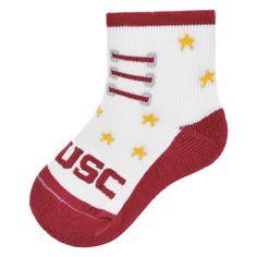 53e176586d991 Baby Mojo USC Trojans Game Socks