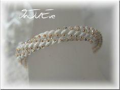 Bracelet twisted sister - Les perles de VinJulEve
